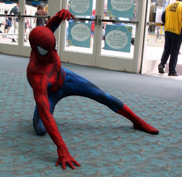 Cosplay San Diego Comic Con 13