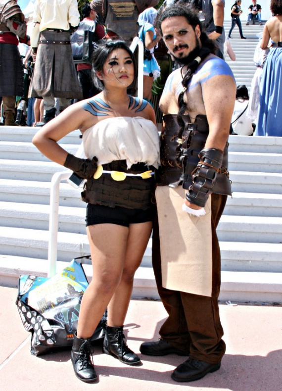 Cosplay San Diego Comic Con 134