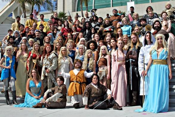 Cosplay San Diego Comic Con 135