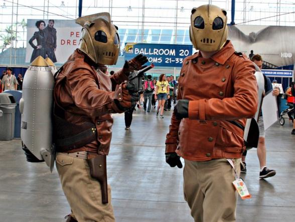 Cosplay San Diego Comic Con 136