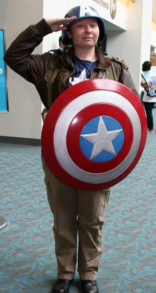 Cosplay San Diego Comic Con 17