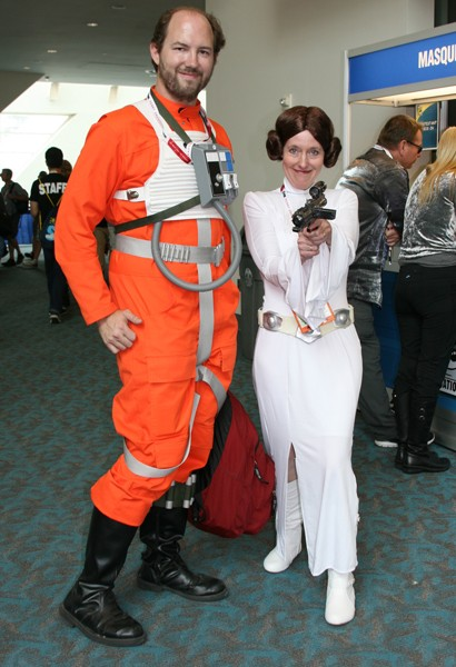 Cosplay San Diego Comic Con 18