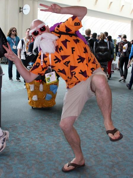 Cosplay San Diego Comic Con 19