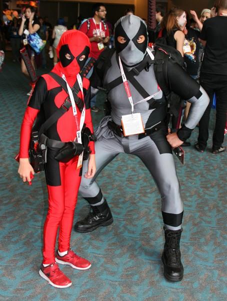 Cosplay San Diego Comic Con 23