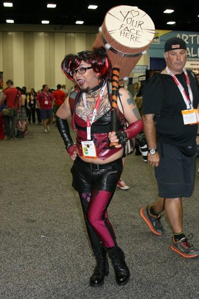 Cosplay San Diego Comic Con 25