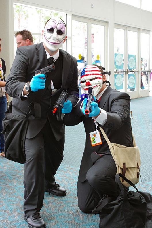 Cosplay San Diego Comic Con 28