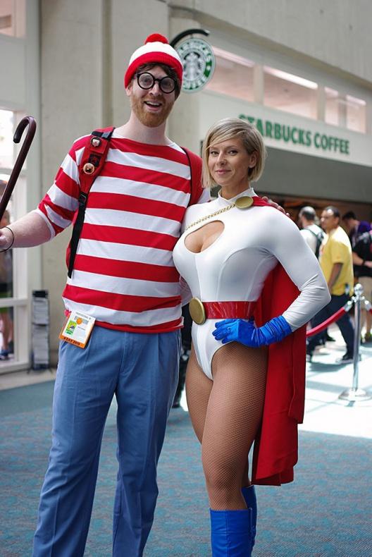 Cosplay San Diego Comic Con 36