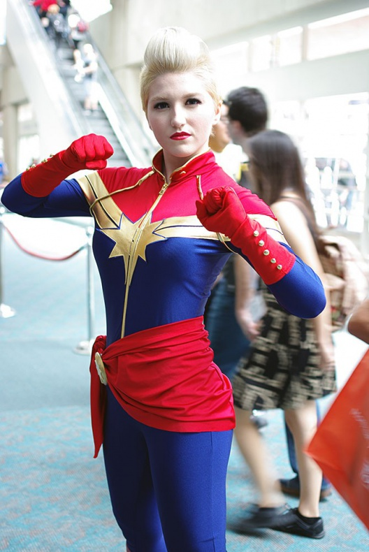 Cosplay San Diego Comic Con 37