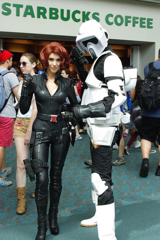 Cosplay San Diego Comic Con 50