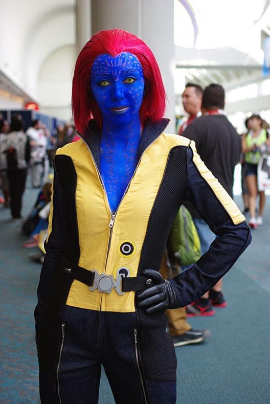 Cosplay San Diego Comic Con 54