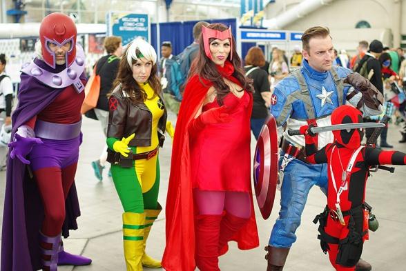 Cosplay San Diego Comic Con 56