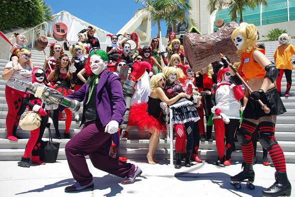 Cosplay San Diego Comic-Con 57