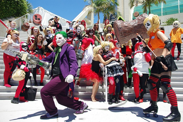 Cosplay San Diego Comic Con 57