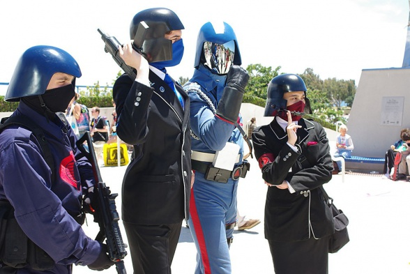 Cosplay San Diego Comic Con 65