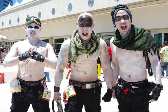 Cosplay San Diego Comic Con 68