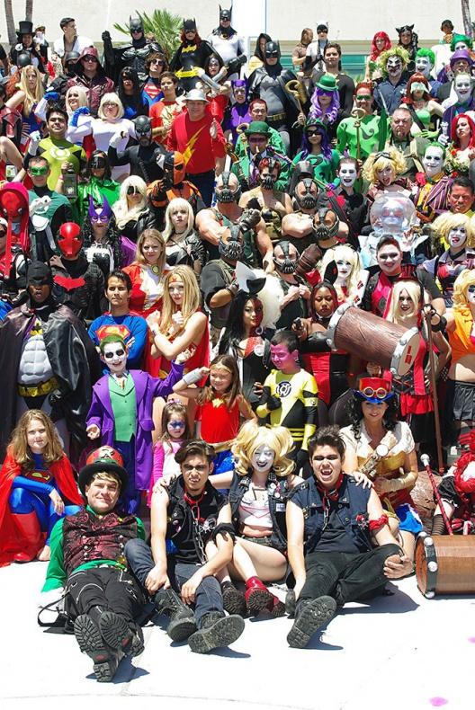 Cosplay San Diego Comic Con 73