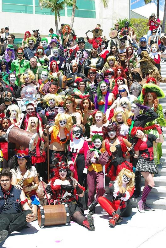 Cosplay San Diego Comic Con 75