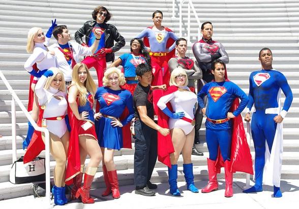 Cosplay San Diego Comic Con 77