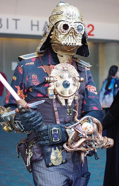 Cosplay San Diego Comic Con 82