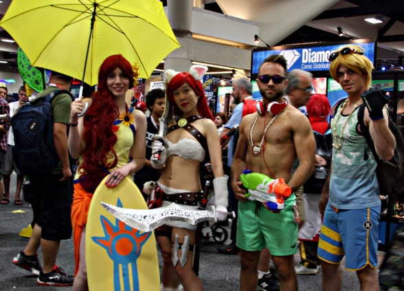 Cosplay San Diego Comic Con 83