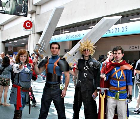 Cosplay San Diego Comic Con 84