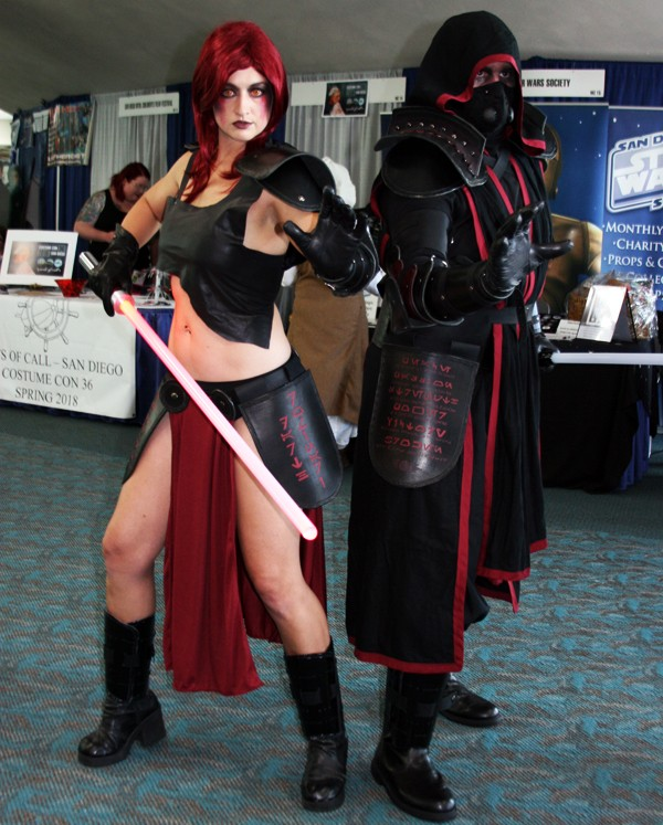 Cosplay San Diego Comic Con 85