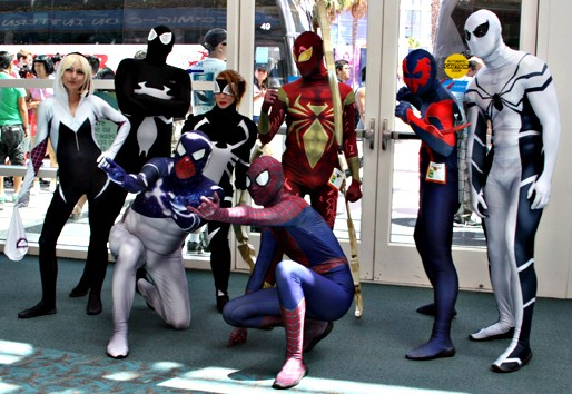 Cosplay San Diego Comic Con 88