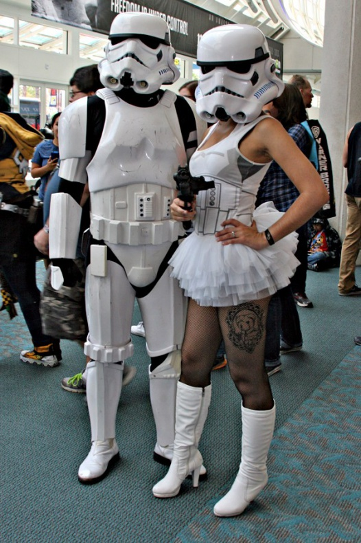 Cosplay San Diego Comic Con 91