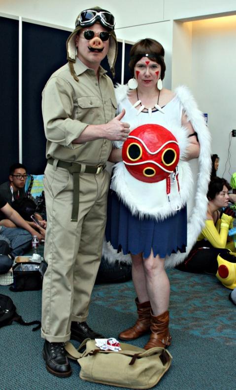 Cosplay San Diego Comic Con 95