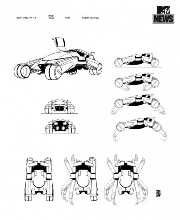 Diseño Spidermóvil 2