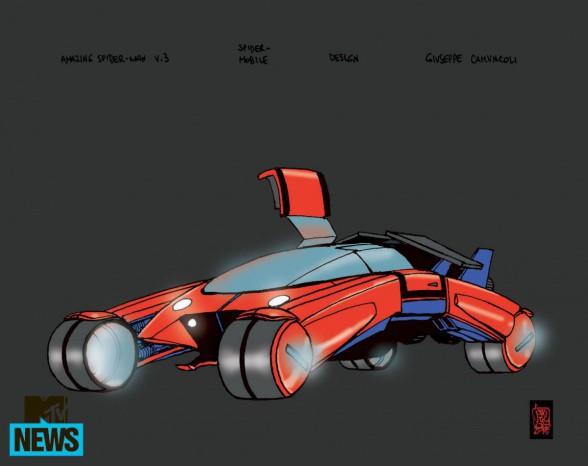 Diseño Spidermóvil