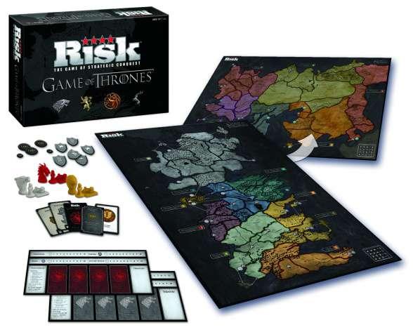 Risk Juego de Tronos