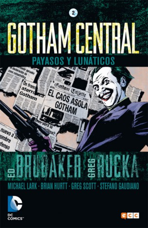 Gotham Central tomo 2