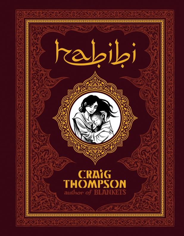 Habibi craig thompson reseña astiberri