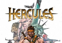 Hercules Marvel Comics 1