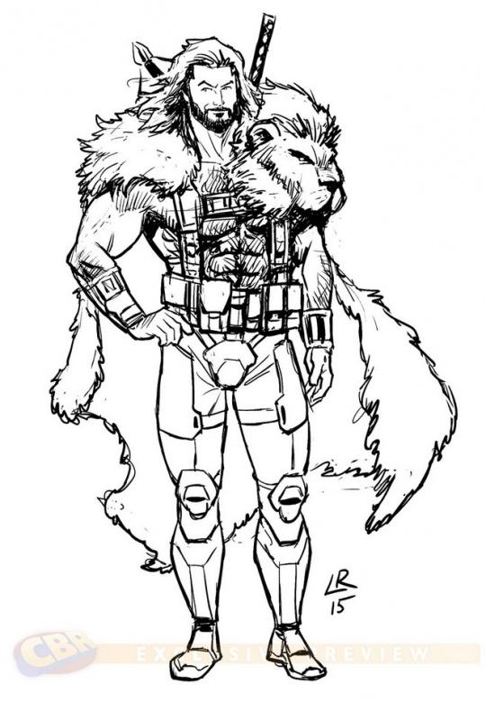Hercules Marvel Comics 5