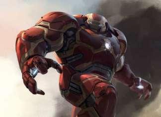 Hulkbuster arte destacada