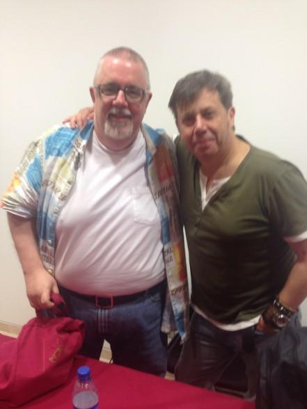 Kurt Busiek y Carlos Pacheco