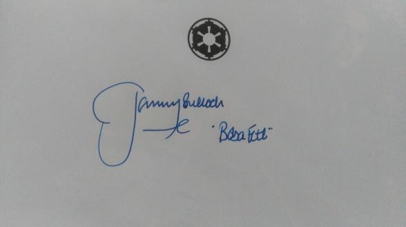 Jeremy Bulloch Boba Fett