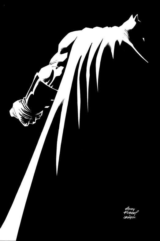 Imagen promocional de Dark Knight III