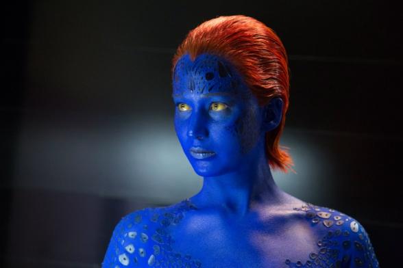 Jennifer Lawrence Mística