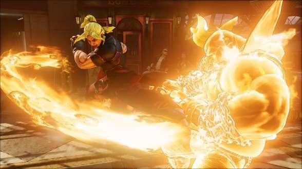 Ken Maters Critical - Street Fighter V