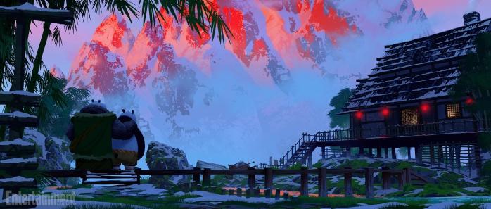Kung Fu Panda 3 Concept 3