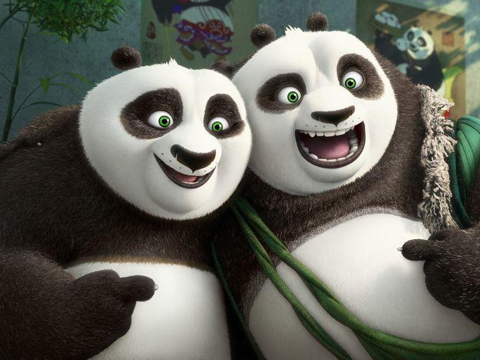 Kung Fu Panda 3 Concept 8