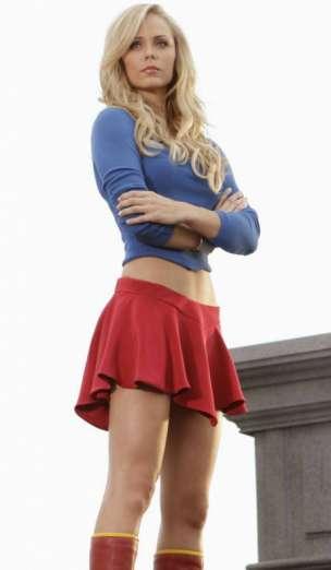 Laura Vandervoort Supergirl Smallville 2
