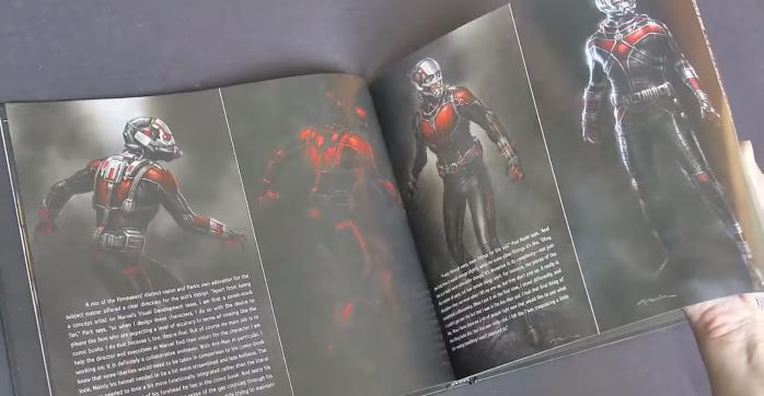 Libro de arte Arn Man 6