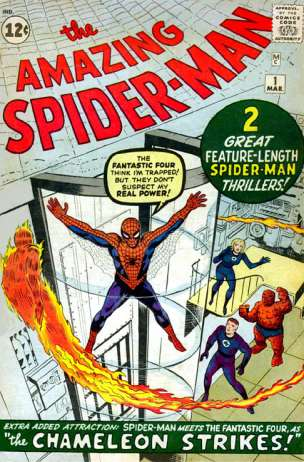 Marvel Gold Spider-Man Asombroso 1