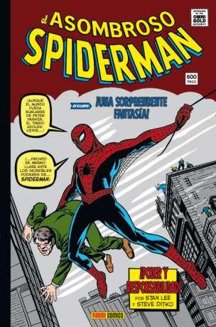 Marvel Gold Spider-Man 1