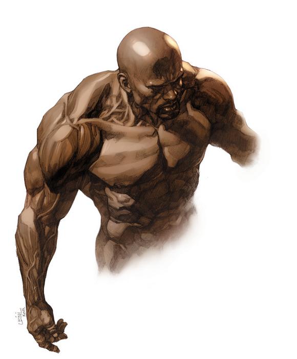 Marvel Luke Cage