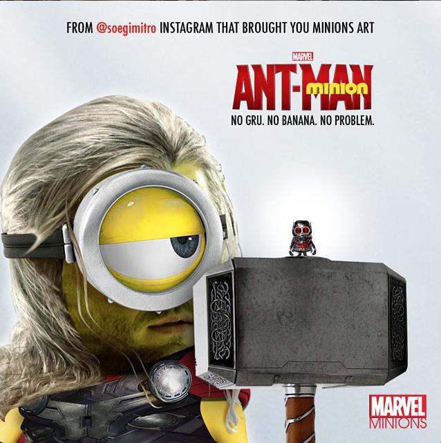 Marvel Minions 10